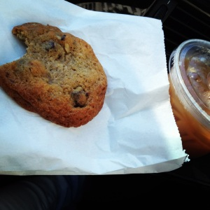 The best cookie: MILK Bakery.