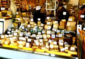 Cheese, cheese, cheese