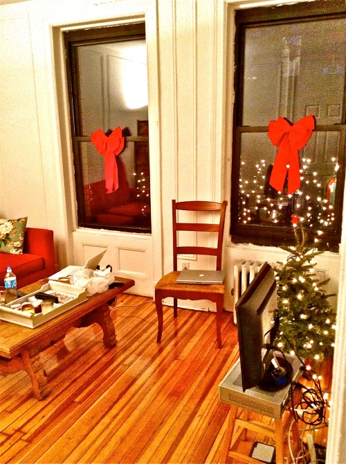 Jen's apartment