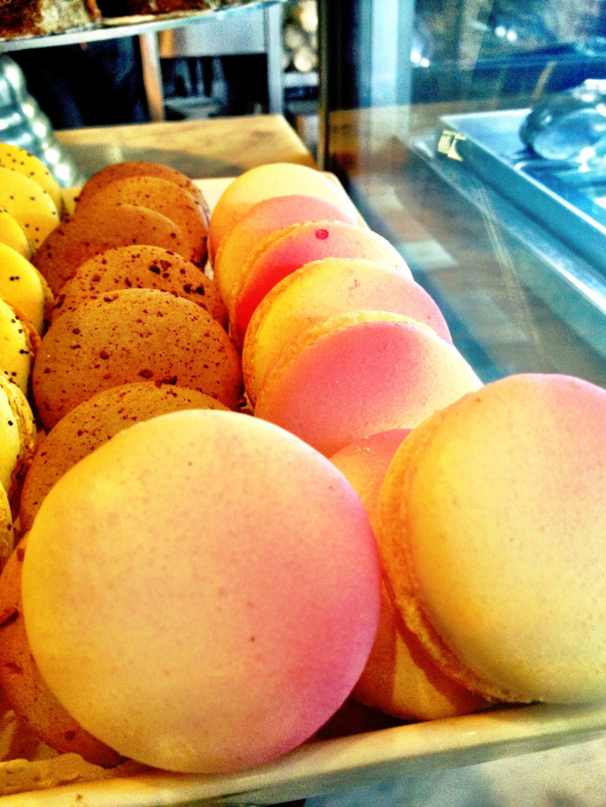 Macaroons from the Larchmont Bungalow