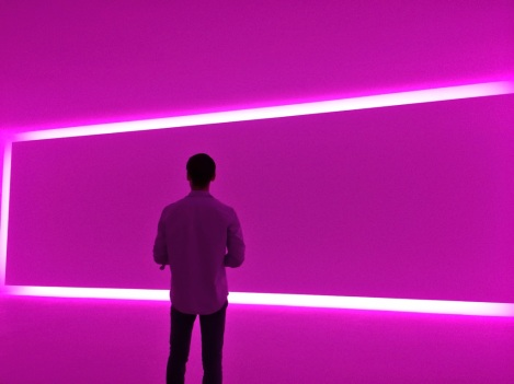 James Turrell Exhibit